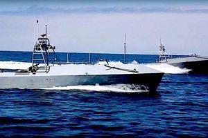 Hải quân Mỹ sẽ được trang bị tàu quét mìn tự động