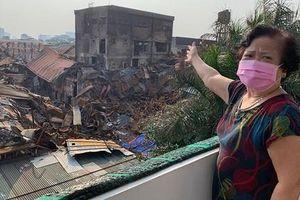 Sau hỏa hoạn công ty Rạng Đông: Khẩn trương tẩy độc, di dời nhà máy