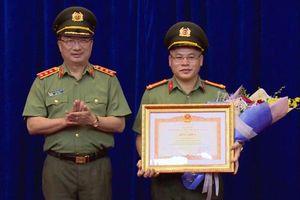Giám đốc Công an tỉnh Bắc Ninh giữ chức Cục trưởng Cục cảnh sát kinh tế