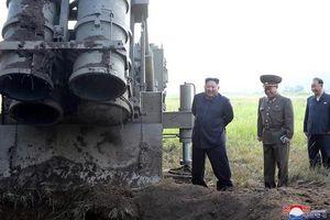 Triều Tiên xác nhận thử thành công pháo phản lực siêu lớn