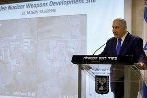 Thủ tướng Israel tung bằng chứng tố Iran che giấu các cơ sở hạt nhân