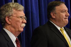 Cố vấn ANQG Mỹ John Bolton ra đi: Mạo hiểm nhưng cần thiết