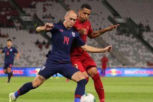 Thái Lan, UAE và Malaysia 'phả hơi nóng' vào đội tuyển Việt Nam