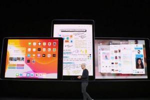 Apple chính thức ra mắt iPad 10.2 inch mới