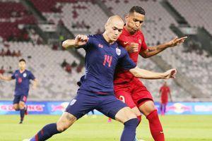 Lịch thi đấu - kết quả thi đấu bảng G vòng loại World Cup 2022 (châu Á): Thái Lan vươn lên dẫn đầu