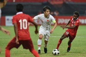 Vòng loại World Cup 2022: Chân sút nhập tịch 'giải cứu' tuyển Trung Quốc