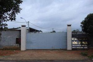 Phát hiện xưởng sản xuất ma túy cực lớn tại Kon Tum do người Trung Quốc cầm đầu