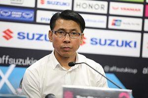 HLV Malaysia tỏ ra lo lắng cho chuyến làm khách tại Mỹ Đình sắp tới