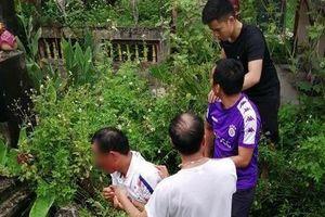 Nghi án bé trai 7 tuổi bị bắt cóc ở Hà Nội