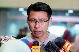 Thua ngược UAE, HLV tuyển Malaysia 'dọa nạt' Việt Nam