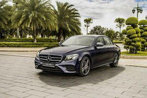 Mercedes Benz giới thiệu E300 AMG mới, giá từ 2,833 tỷ đồng