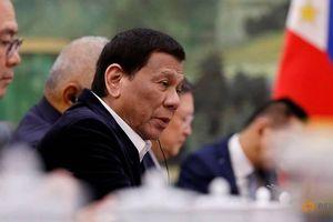 Ông Duterte: Ông Tập đề xuất hợp tác năng lượng nếu Philippines bỏ phán quyết Biển Đông
