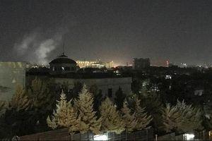 Đại sứ quán Mỹ tại Afghanistan bị tấn công