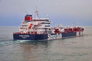 Iran sắp thả tàu chở dầu Stena Impero