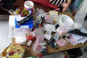 Triệt phá đường dây ma túy 'khủng' từ Campuchia về TP HCM tiêu thụ