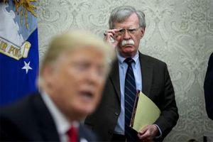Lý do ông Trump hết chịu nổi John Bolton