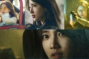 'Em gái quốc dân' Suzy cực ngầu trong phim hành động gián điệp Vagabond