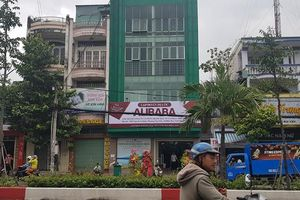 Đồng Nai: Phạt DN trưng biển mạo danh Công ty địa ốc Alibaba 15 triệu đồng