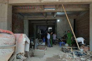 Thanh Hóa: Thêm nạn nhân tử vong trong vụ tháo cốp pha khách sạn đang xây dựng