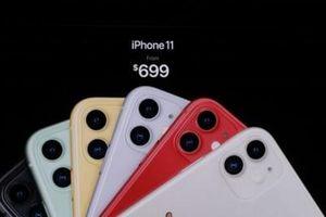Bộ ba iPhone 11 mới ra mắt sở hữu công nghệ gì?