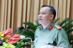 Bộ Công an bổ nhiệm tân Cục trưởng Cục Cảnh sát kinh tế