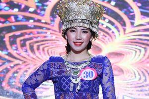 19 sơn nữ khoe sắc tại Hội thi Nét đẹp các dân tộc thiểu số Nghệ An