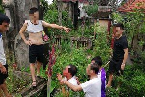Lời khai của người đàn ông nghi bắt cóc trẻ em ở Hà Nội