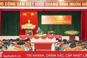 Tiếp tục xây dựng, củng cố thế trận lòng dân trên địa bàn TP Hà Tĩnh