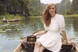 Hạ Long, Ninh Bình, Hội An xuất hiện trong chiến dịch mới của Louis Vuitton
