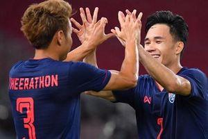 Kết quả chi tiết lượt trận thứ 2 vòng loại World Cup 2022