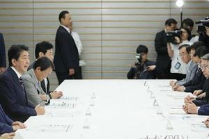 Cải tổ nội các Nhật Bản: 13 người lần đầu được bổ nhiệm làm bộ trưởng