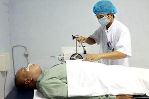 Điều trị ung thư tại Việt Nam đang tiệm cận với tiến bộ của y học thế giới