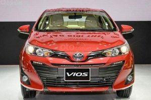Tháng 8: Top 10 xe bán chạy nhất, Vios tiếp tục không có đối thủ, bất chấp thị trường biến động