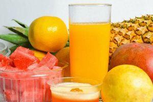8 loại nước ép trái cây giảm đau trong 'ngày ấy'
