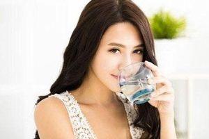 Thời điểm uống nước giúp cân nặng giảm vèo vèo không cần ăn kiêng