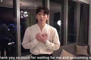 Ji Chang Wook đăng đàn xin lỗi chân thành sau khi khiến fan Việt Nam thất vọng vì BTC đột ngột hủy show