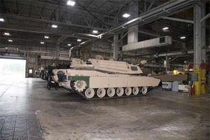 Mỹ nâng cấp loạt xe tăng siêu mạnh để triển khai gần biên giới Nga?