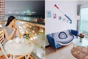 Hoa hậu Ngọc Hân khoe trọn từng ngóc ngách trong căn hộ view biển ở Hạ Long khiến ai nấy xuýt xoa
