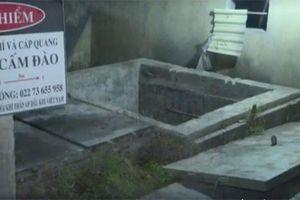 Xuống tầng hầm tháo dỡ cốt pha, 3 người ngạt khí thương vong