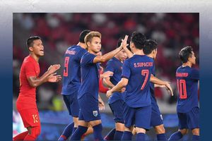 Bảng G: Thái Lan vươn lên dẫn đầu