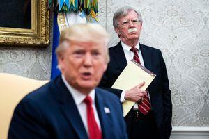 Loại trừ cố vấn John Bolton, chính sách ngoại giao của Mỹ thay đổi như thế nào?