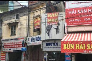 Bất động sản khu vực Hạ Đình vẫn giữ giá sau vụ cháy Công ty Rạng Đông