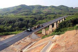 Ngày 16/9, khởi công dự án cao tốc Bắc - Nam đầu tiên