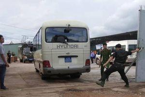 Triệt phá công xưởng điều chế chất ma túy cực lớn ở Kon Tum