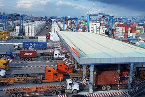 Vì sao Tân cảng Sài Gòn đề nghị bỏ hạn mức lượng tàu cập cảng Cát Lái?