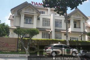 Phát hiện người nước ngoài tử vong trong khách sạn Tiamo Phú Thịnh