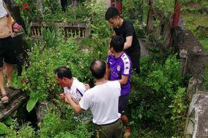 Hà Nội: Bắt 'sống' đối tượng nghi bắt cóc trẻ em Phú Xuyên