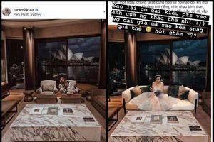 Trong lúc vợ hai dính loạt drama, Minh Nhựa vẫn đang say mê đăng tải loạt khoảnh khắc đắt giá trong tiệc cưới của con gái cưng