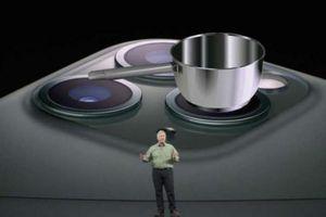 Vừa ra mắt, iPhone 11 đã thu về cả 'rổ' ảnh chế, chống chỉ định người mắc hội chứng sợ lỗ tròn