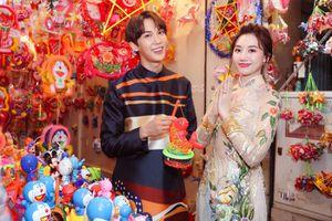 Cựu thành viên SS501 - Park Jung Min sẽ là khách mời đặc biệt trong mini concert đầu tiên của Hari Won